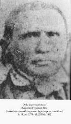Benjamin Freeman Bird