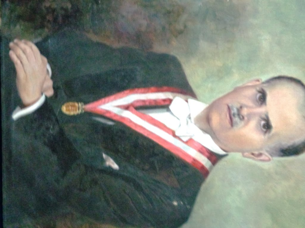José Antonio Benito: Homenaje a Don Luis Antonio Eguiguren Escudero ...