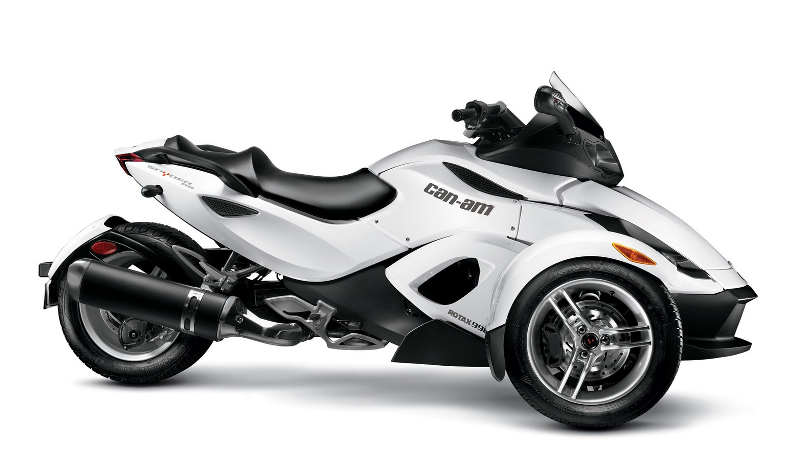 hot motorcycle models on natmotorcycle 2012 can am spyder rs cool bikes. Black Bedroom Furniture Sets. Home Design Ideas