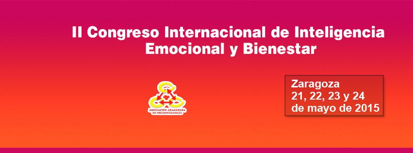 Congreso Internacional de Inteligencia Emocional y Bienestar 2015 CIIEB 2015