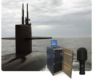 Терминал SATCOM X диапазона подводной лодки