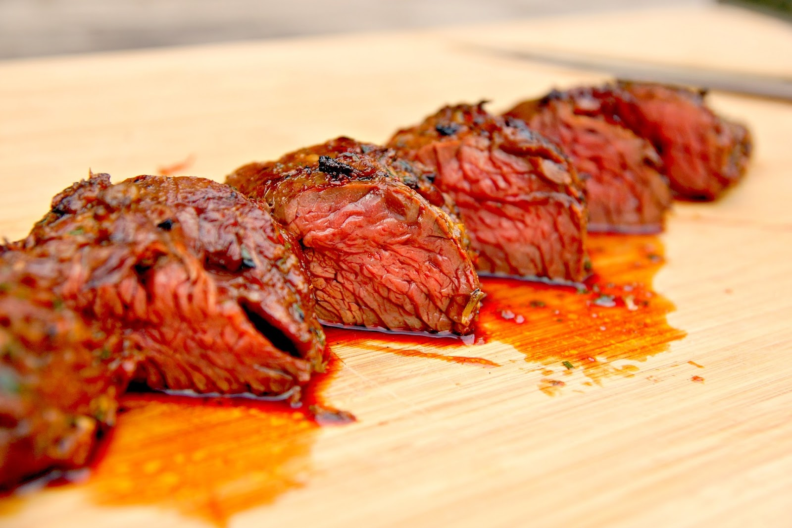 Hanger steak video recipe