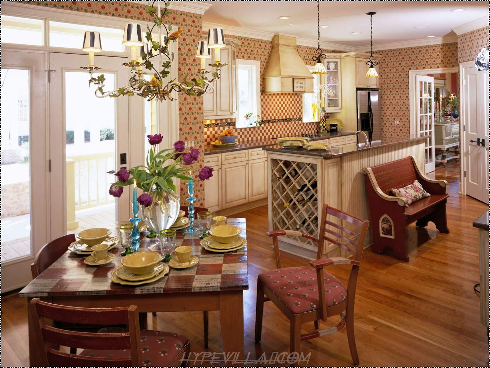 Beautiful dream home plans for Dream home kitchen ideas