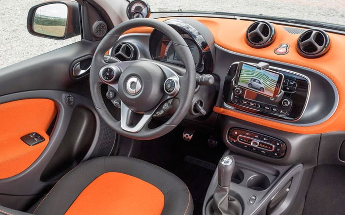 smart new 2015 forfour rear engine concept car review car specifications price and car. Black Bedroom Furniture Sets. Home Design Ideas