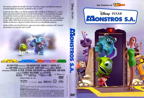 Monstros S.A Torrent - BluRay Rip