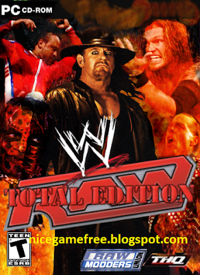 WWE RAW Total Edition Full Version PC Game