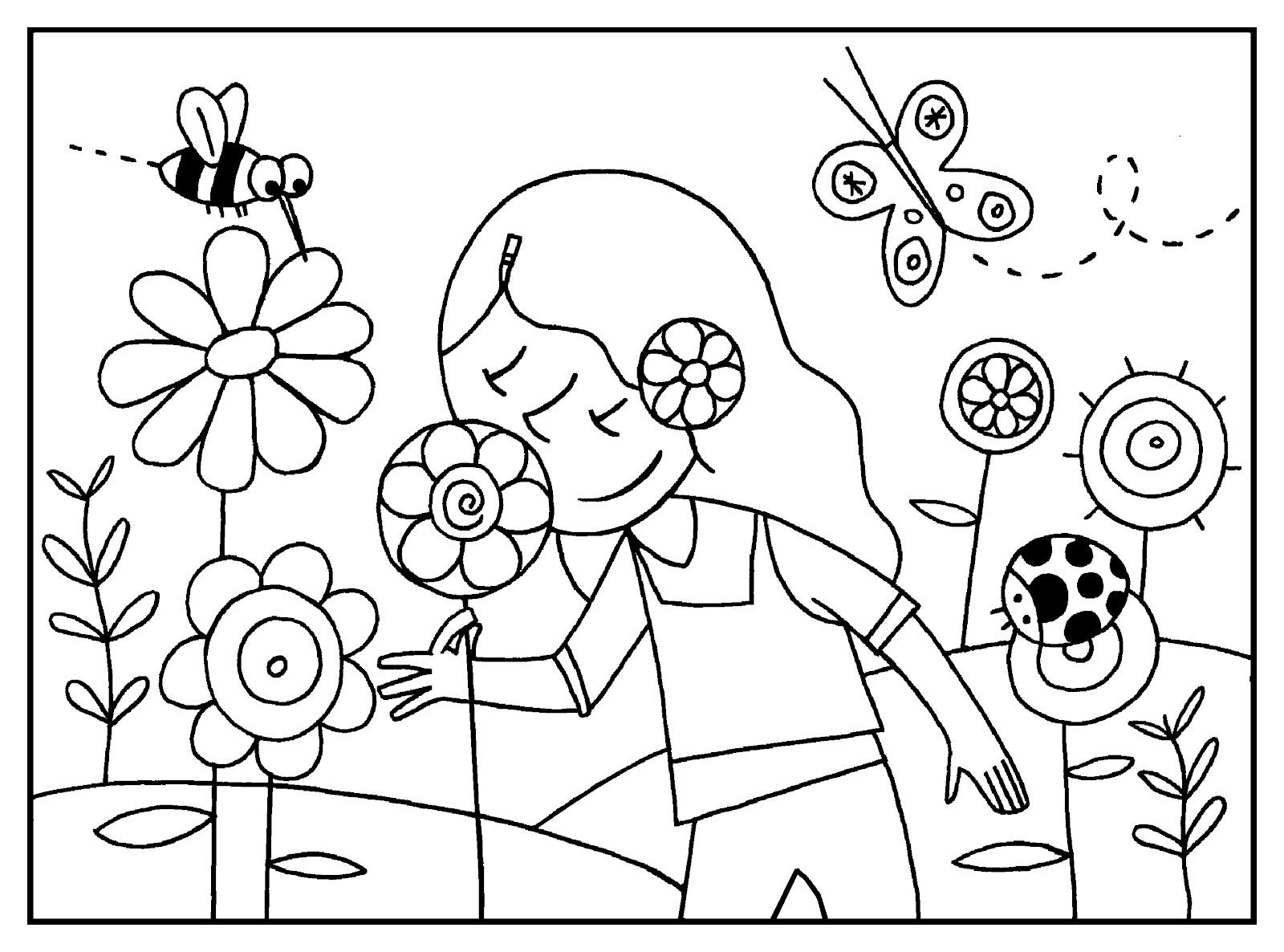 La estación de las flores