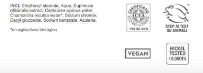Latte tonico bifasico - Biofficina toscana
