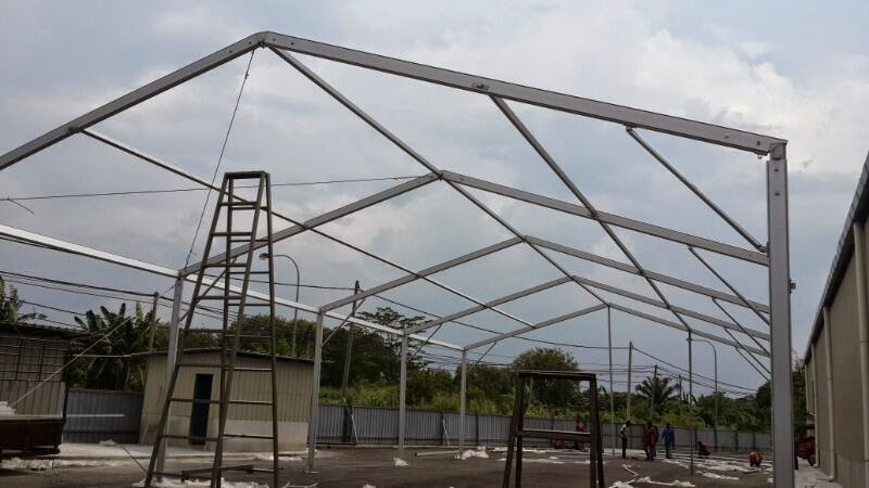 Marquee Tent by  RSK Iron & Canvas (M) Sdn Bhd