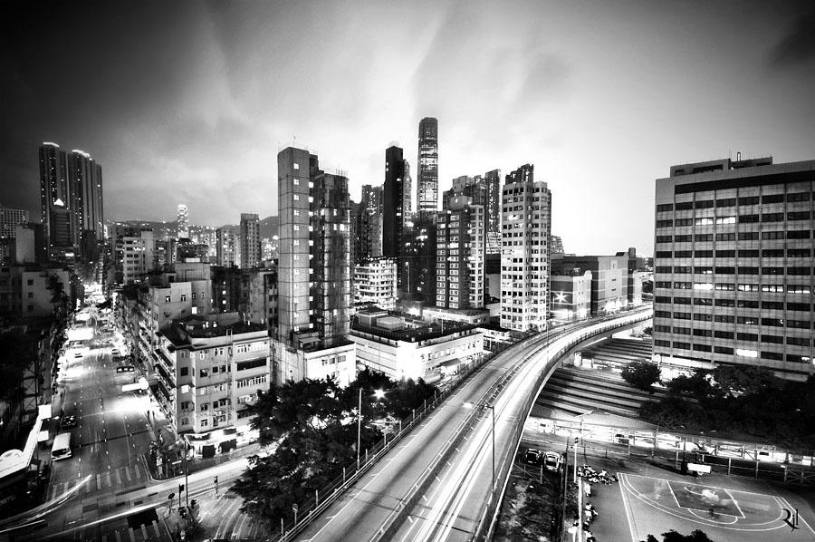 Doctor Ojiplático. Romain Jacquet-Lagrèze. Black & White Hong Kong