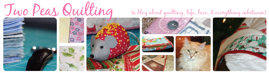 Two Peas Quilting