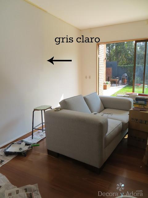 estudio de emily clark para pintar la sala de estar matrimonial yo