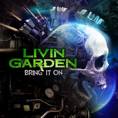 Livin Garden - Bring It On - album