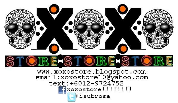 X O X O's STORE