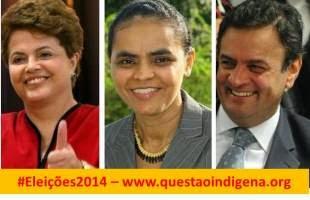 Clique e acompanhe a cobertura das Eleições 2014