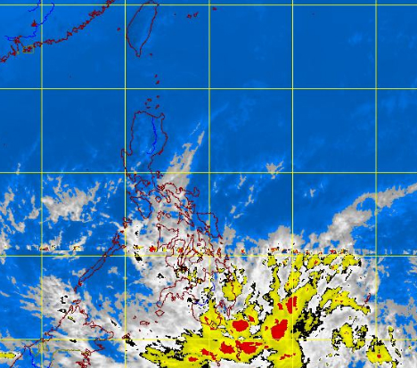 PAGASA Weather Update February 2013