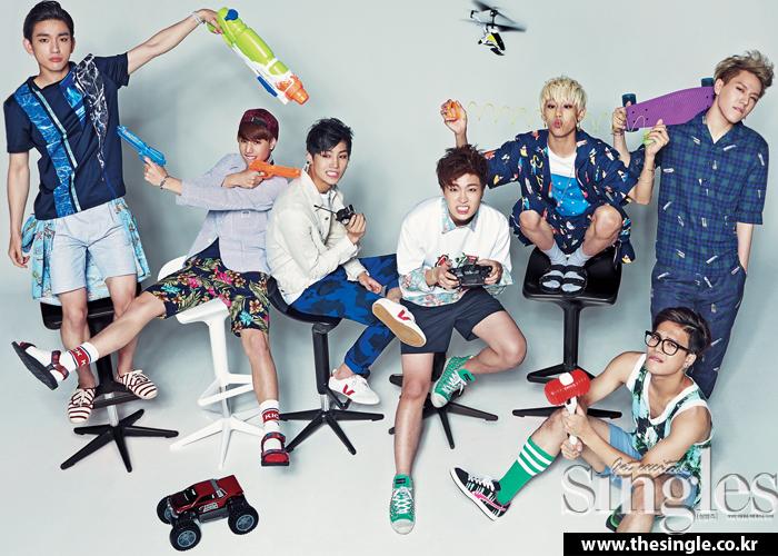GOT7 Boy Group