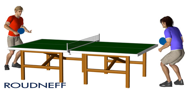 Ready position - Friendship tennis de table ...