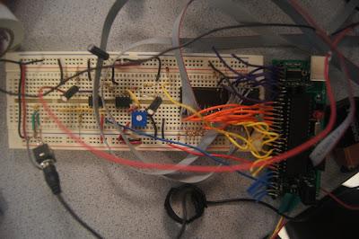 Virtual Saxophone using Atmel 644 microcontroller-2