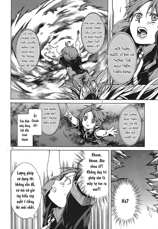 Mushoku Tensei - Isekai Ittara Honki Dasu - Chapter 3 - Pic 11