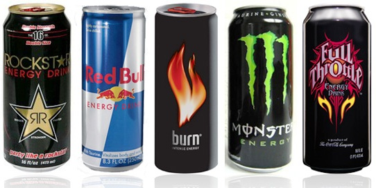 Effects of Energy Drinks - Boon Or Bane?