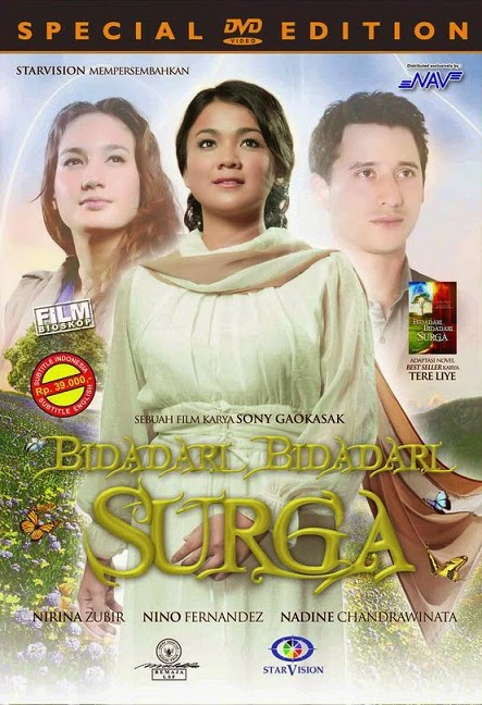 Download Films Indonesia Bidadari Bidadari Surga (2012) DVDRip