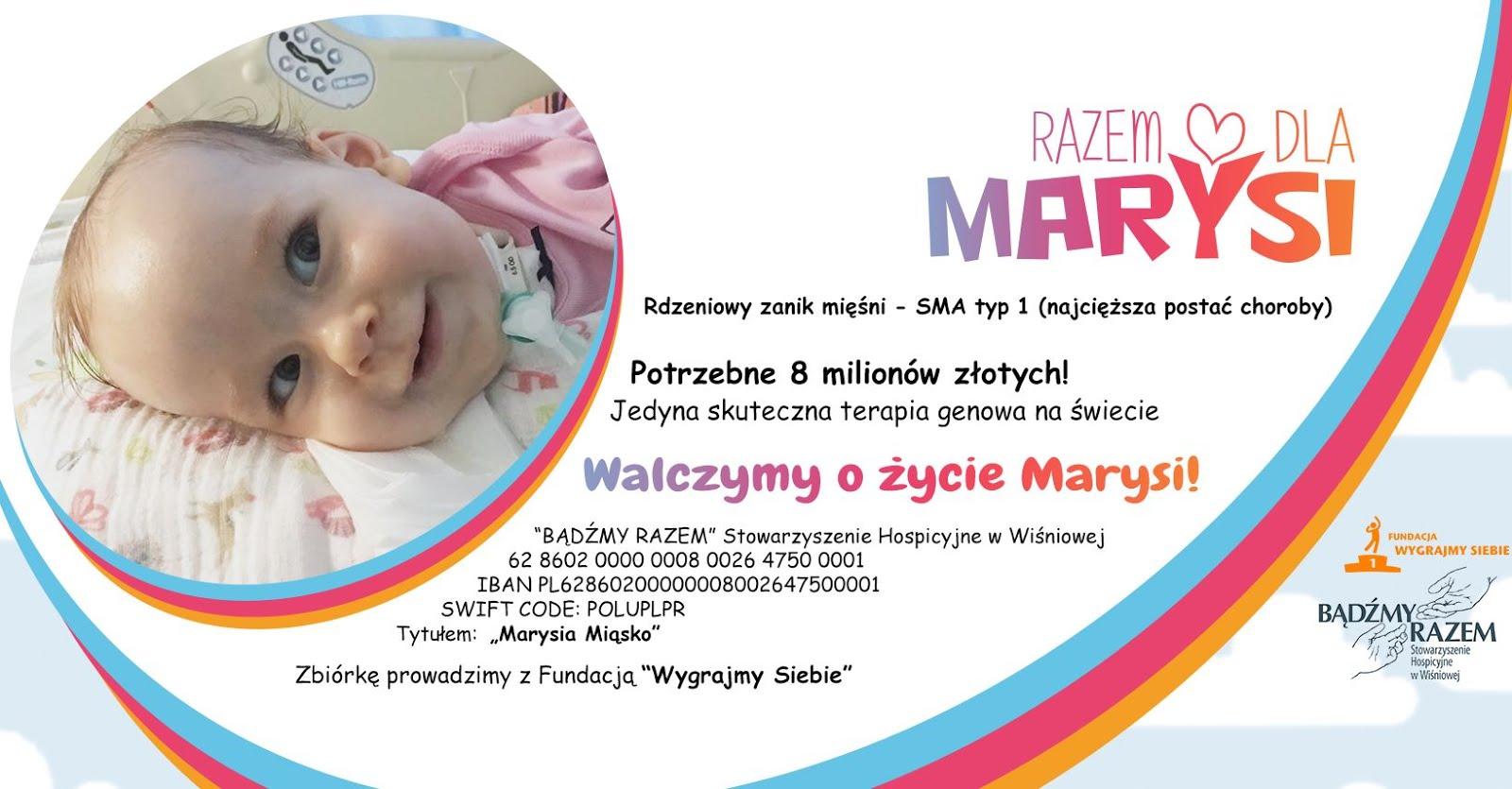 Pomóżmy Marysi