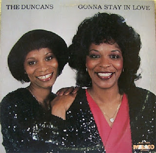 THE DUNCANS - GONNA STAY IN LOVE (1981)