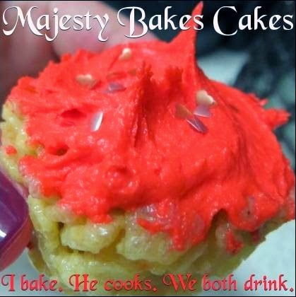 Majesty Bakes Cakes