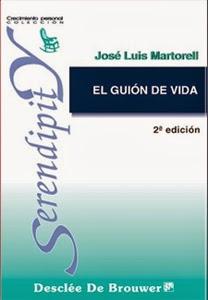 Portada de El guión de vida, de José Luis Martorell