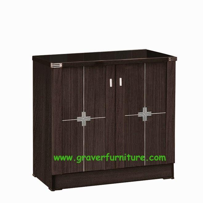 Kitchen Set Bawah 2 Pintu KSB 2842 Graver Furniture