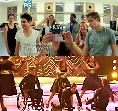 Glee Goes Gangnam Style