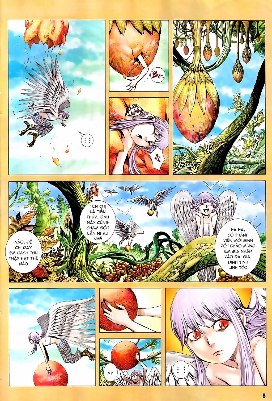Phong Thần Ký Chap 171 - Trang 6