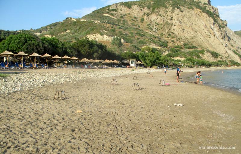 Viajaresvida - Playa Daphne