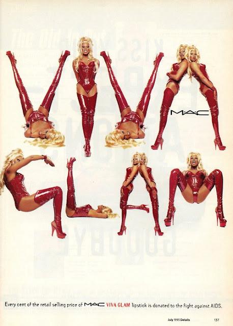 VIVA Glam history