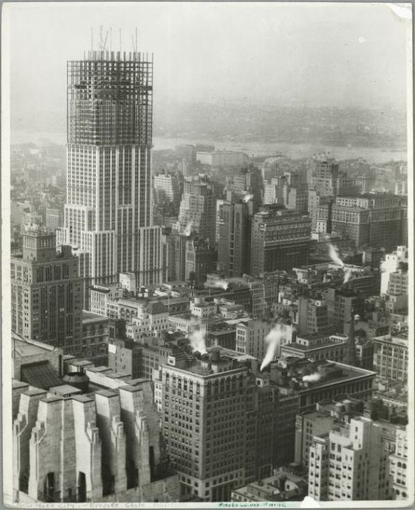 Empire State Building, 1929-31