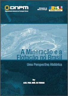 Mineração e a Flotação no Brasil - Uma perspectiva histórica