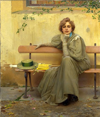 Vittorio Corcos - songe,1896.