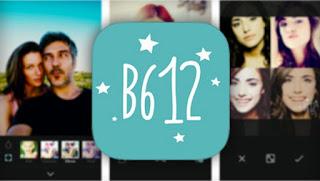 Aplikasi Fotografi 2 - B612 dari Line