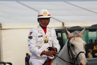 Pasukan Berkuda TNI kita tercinta