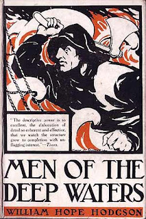 Men of the Deep Waters, 1921, copertina