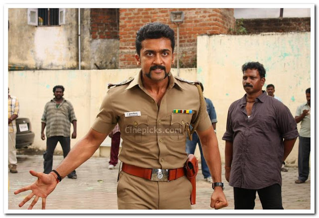 Surya's Singam Movie 2