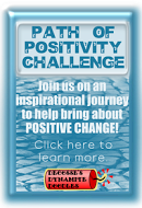 Winner at Path Of Positivity Challenge