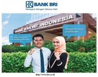 Lowongan Kerja D3, S1 Bank BRI