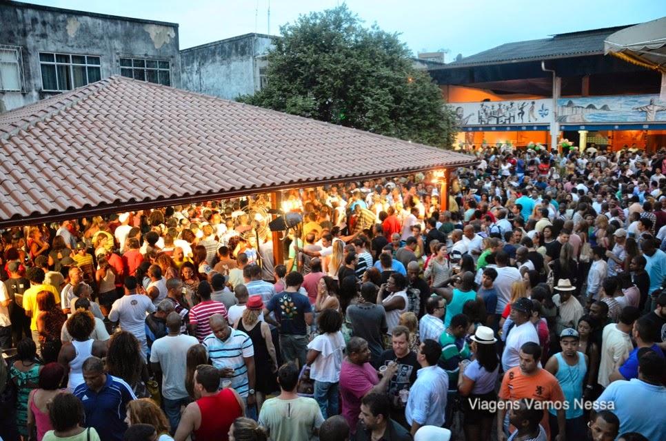 Samba do Trabalhador no Renascença Clube, Andaraí