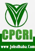 Central Plantation Crops Research Institute, CPCRI Recruitment, Sarkari Naukri