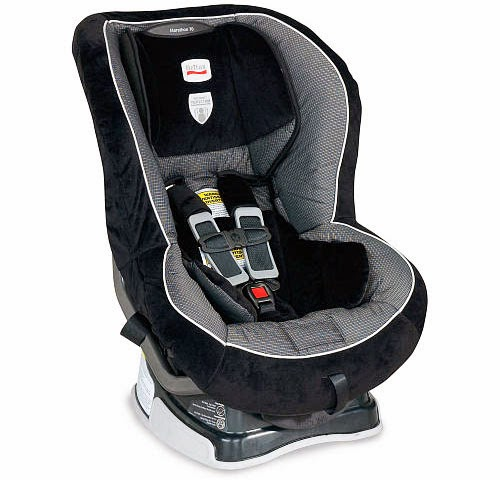 The Britax Marathon Car Seat Cover  For You and Your Baby
