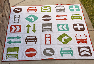 Beep Beep A Modern Quilt For The Modern Tike Sewing