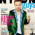 IMTA Alum Aaron Paul on the Cover of Nylon!
