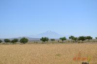 vulcao Ercyes - capadocia